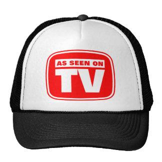 Wie im Fernsehen gesehen Retrokultcap