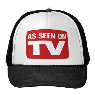 Wie im Fernsehen gesehen Kult Mützen
