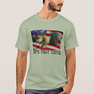 Wie ist dieser Geschmack??? T-Shirt