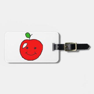 Wie 'Kampf der Apple? Kofferanhänger