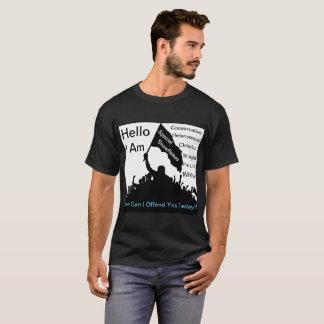 Wie kann ich Sie heute beleidigen? T-Shirt