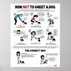 """Wie man ein Hundeplakat (11 x 14"""") - durch Poster"""