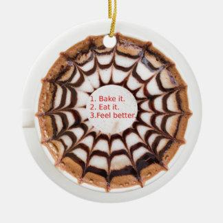 Wie man Krise kuriert (backen Sie und essen Sie Keramik Ornament