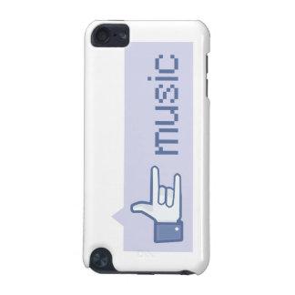 Wie Musik-IPod-Kasten iPod Touch 5G Hülle