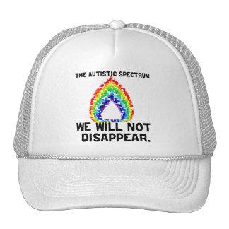 WIE: Nicht verschwinden Hüte Baseballkappen
