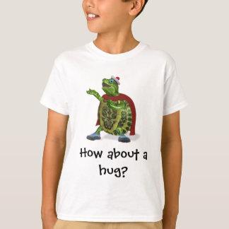 Wie über eine Umarmung? T-Shirt