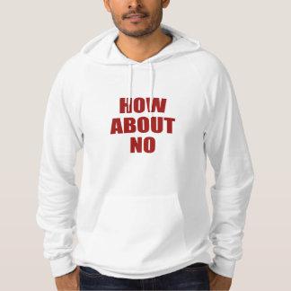 Wie über kein hoodie