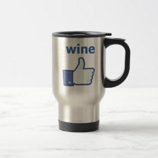 WIE Wein Reisebecher