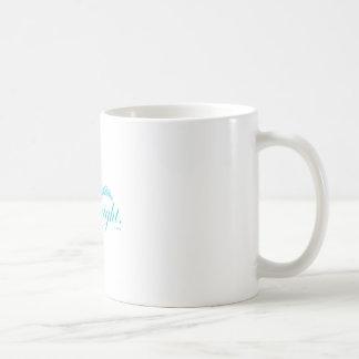 Wie wie gibt es keinen Mitternacht Kaffeetasse