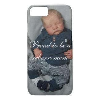 Wieder geboren Mamma-Fall iPhone 8/7 Hülle