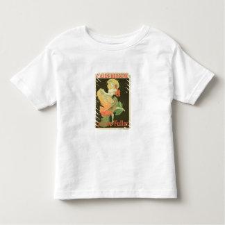 Wiedergabe einer Plakat-Werbung 'Loie Fuller Hemden