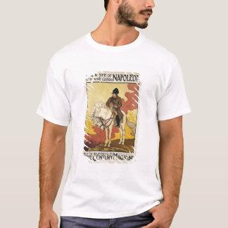 Wiedergabe einer Plakatwerbung 'ein neues Leben O T-Shirt