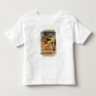 Wiedergabe einer Plakatwerbung 'Märchenland, T Kleinkind T-shirt