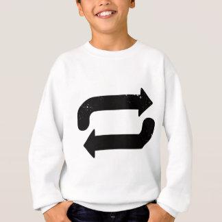 Wiederholung Sweatshirt
