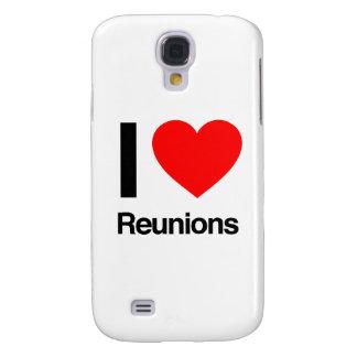 Wiedervereinigungen der Liebe I Galaxy S4 Hülle