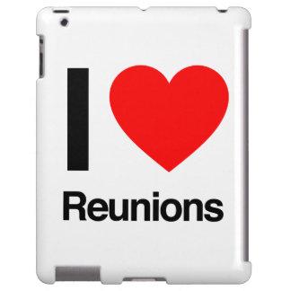 Wiedervereinigungen der Liebe I iPad Hülle