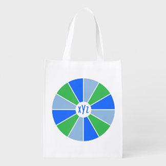 Wiederverwendbare Tasche des kundenspezifischen Einkaufstasche