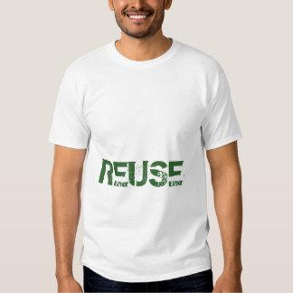 Wiederverwendungs-T-Shirt für Ment T-Shirts