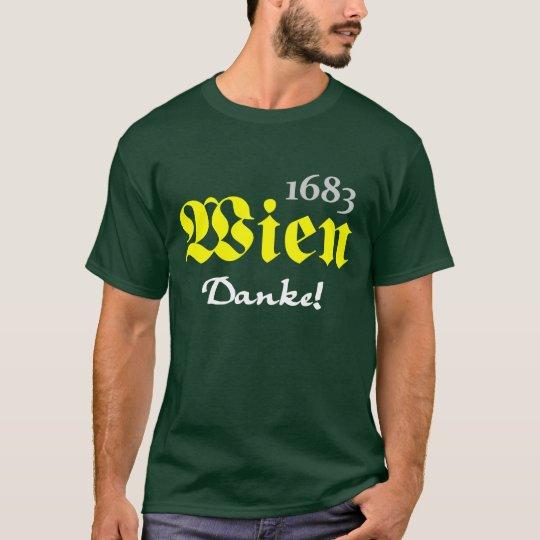 Wien 1683 - Danke T-Shirt