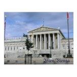 Wien, das Parlament Postkarten