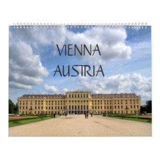 Wien Österreich Kalender 2018