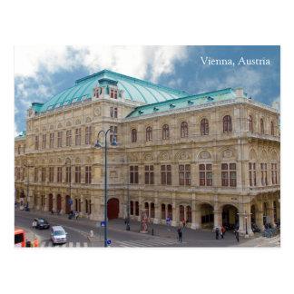 Wien, Österreich Postkarte