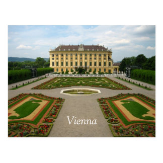 Wien Postkarte