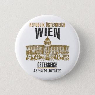 Wien Runder Button 5,1 Cm