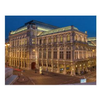 Wien-Staats-Oper Postkarte