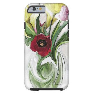 Wiener Walzer-Blumentelefon-Kasten durch SuZy 2,0 Tough iPhone 6 Hülle