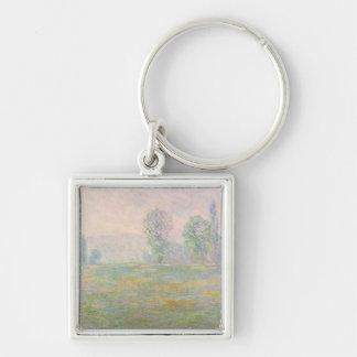 Wiesen Claude Monets | in Giverny, 1888 Schlüsselanhänger