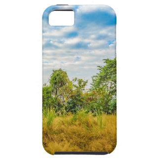 Wiesen-tropische Landschaftsszene, Guayaquil iPhone 5 Case