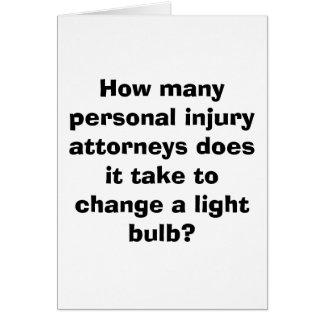 Wieviele Personenschadenrechtsanwälte es… nimmt Karte