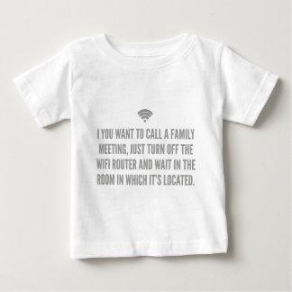 Wifi Fräser Baby T-shirt