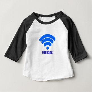 Wifi für Kinder Baby T-shirt