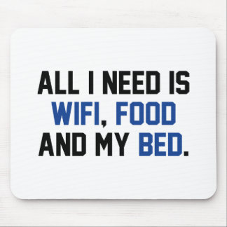 WifiFoodBed1C Mousepad