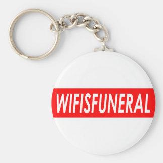 Wifisuneral Schlüsselanhänger