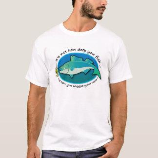 Wiggle Ihren Wurm T-Shirt