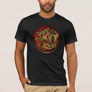 Wikinger-PferdeShirt T-Shirt