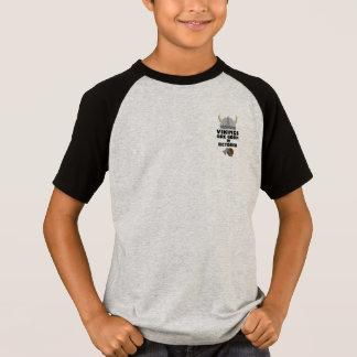 Wikinger sind geborene im Oktober Zv005 T-Shirt