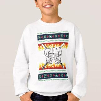 Wikinger-Weihnachten Sweatshirt