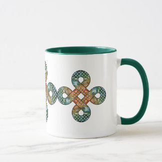 Wikingernordknoten-Tasse Tasse