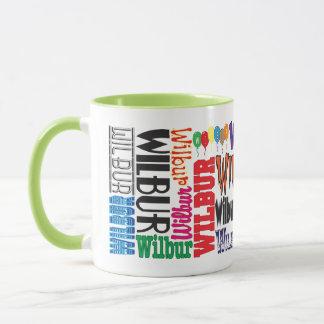 Wilbur Kaffee-Tasse Tasse