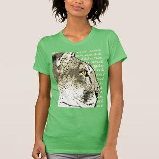 wild cat ringer T-Shirt