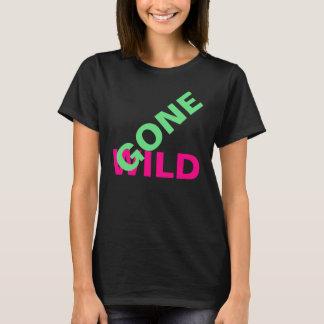 Wild gegangen T-Shirt