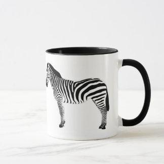 wild lebende Tiere Zebra-Tasse Tasse