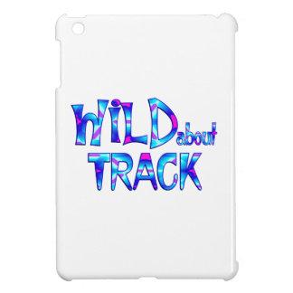 Wild über Bahn iPad Mini Hülle