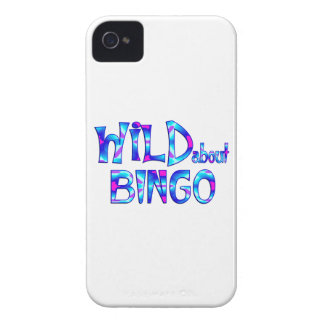 Wild über Bingo iPhone 4 Hülle