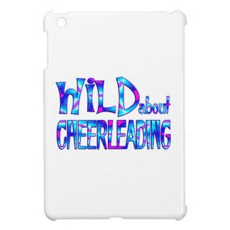 Wild über Cheerleading iPad Mini Hülle