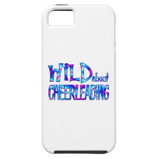 Wild über Cheerleading iPhone 5 Etui